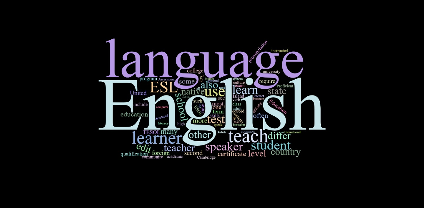 English Wordcloud
